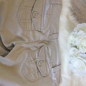 Mossimo Supply Co. Pants - Mossimo Supply Co. Women's Capri Like Pants
